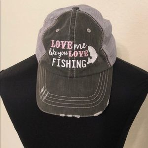 Accessories - Fishing Hat